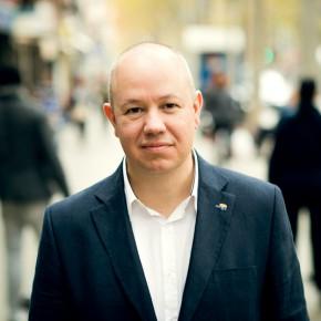 """Joan García: """"El sectarisme d'ERC li impedeix congratular-se dels assoliments que s'aconsegueixen per a la ciutat, com el CAP de Can Llong, simplement perquè no són seus"""""""