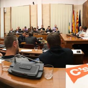 Resumen del Pleno Municipal de Sabadell del mes de Marzo de 2017