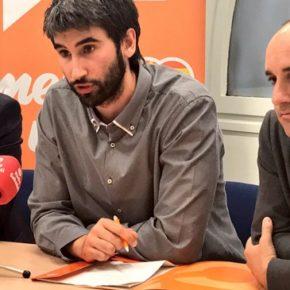 Sergio Salcedo és el nou coordinador de l'Agrupació de Ciutadans (Cs) a Sabadell