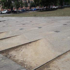 Ciutadans (Cs) Sabadell reclama que es posi en marxa la font ornamental del parc de la Via Alexandra