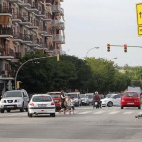 Ciudadanos (Cs) reclama reforzar las medidas de seguridad peatonal en la avenida Rafael Casanova