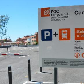 Ciutadans (Cs) Sabadell demana punts de càrrega per a vehicles elèctrics en el párking de l'estació de Can Feu-Gràcia