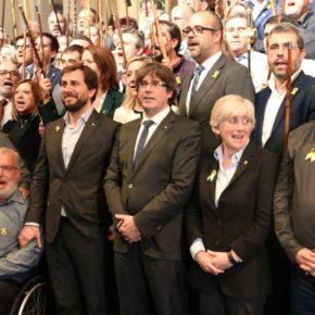 Ciutadans (Cs) Sabadell rebutja la declaració de suport al cessat govern de la Generalitat