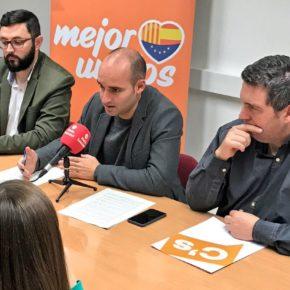 """José Luis Fernández: """"Ciutadans és l'alternativa al govern independentista de Sabadell per a les eleccions de 2019"""""""