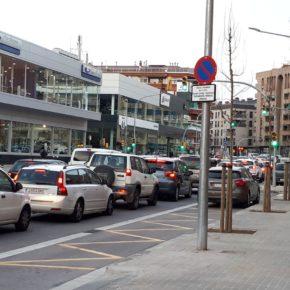 Ciutadans (Cs) Sabadell culpa al govern municipal del caos circulatori per les obres de Ferrocarrils