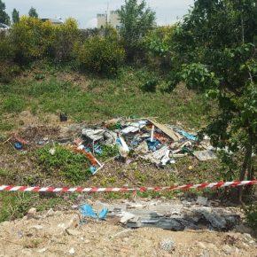 Ciudadanos (Cs) de Sabadell y de Badia del Vallès piden que se agilice la retirada del amianto de los márgenes del Ripoll