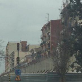 Ciudadanos (Cs) Sabadell se felicita de que no haya habido daños personales por la caída del muro de la calle de Onyar de Torre romeu