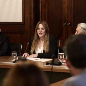 Laura Vílchez (Ciudadanos) preside la Comisión de Empresa y Conocimiento del Parlament