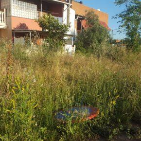 Ciudadanos (Cs) Sabadell alerta del estado de abandono del Parc del Nord en el Torrent del Capellà