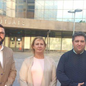 Ciudadanos (Cs) lamenta que el veto del Parlament impida la mejora del sistema de aire acondicionado de los Juzgados de Sabadell