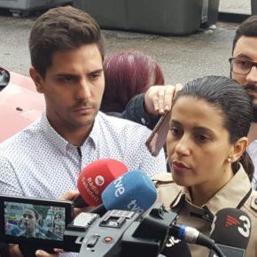 """Arrimadas en Sabadell: """"Desgraciadamente, seremos el único país de Europa donde los PGE se debaten y negocian en una prisión con quien ha intentado romper el Estado"""""""