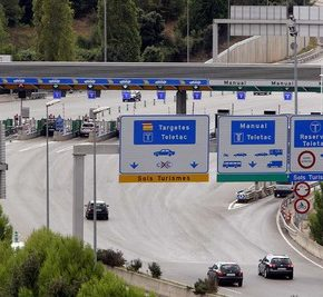 Ciudadanos (Cs) consigue que las personas con movilidad reducida queden en un futuro exentas del peaje en las autopistas de la Generalitat