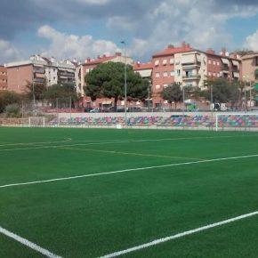 Ciudadanos (Cs) Sabadell reclama la reparación urgente del banquillo del campo de fútbol de Can Rull