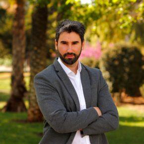 El coordinador local de Cs Sergio Salcedo será el número 4 en las listas de Ciudadanos a la alcaldía de Sabadell