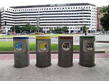 Ciudadanos (Cs) reclama al gobierno campañas para fomentar el reciclaje de residuos en Sabadell
