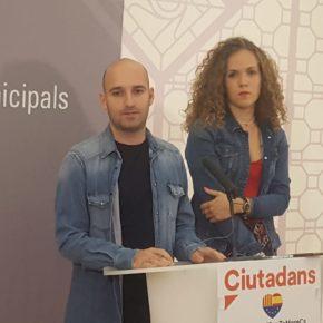 Ciudadanos lamenta que el manifiesto de la Diada en Sabadell continúa el discurso independentista de una realidad manipulada