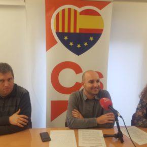 Ciutadans (Cs) Sabadell demana al govern d'Espanya que permeti disposar d'un major percentatge del superàvit municipal per fer front a la pandèmia.