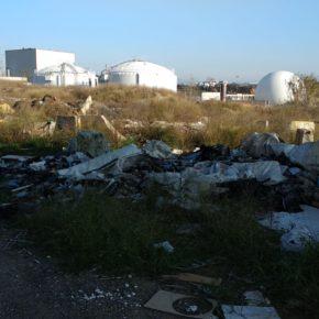 Ciudadanos (Cs) Sabadell reclama la retirada de vertidos con restos de amianto y escombros en Sant Pau de Riu Sec