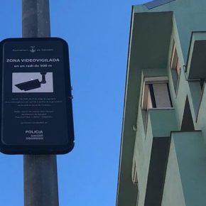Ciudadanos (Cs) Sabadell advierte que los casos de robo e incivismo en Can Deu no han cesado a pesar de la instalación de cámaras de seguridad el año pasado.