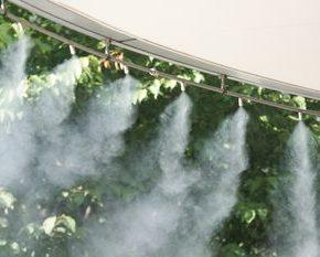 Ciutadans pide instalar nebulizadores de agua en Sabadell para combatir el calor