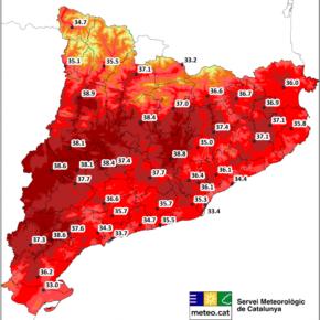 Ciutadans (C´s) Sabadell lamenta la inacció de l'Ajuntament de Sabadell per combatre la onada de calor i que en tot el mandat no hi ha cap nou punt de refugi climàtic a la ciutat.